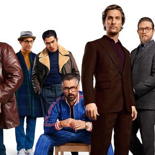 'Magnatas do Crime' ganha novo trailer violento