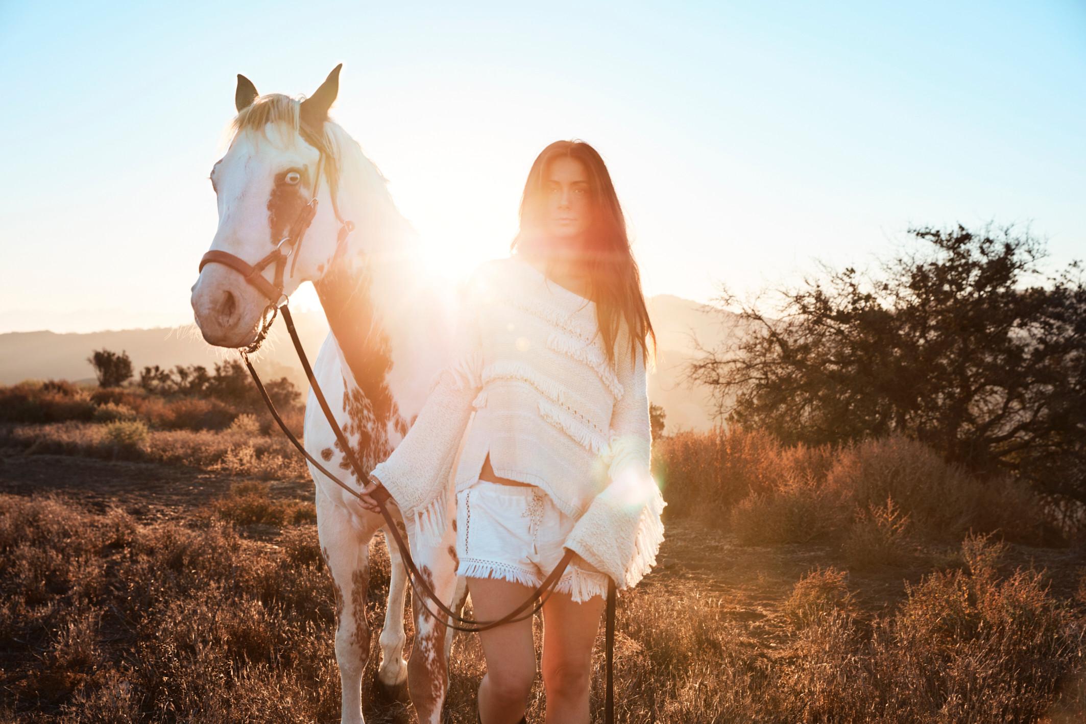 Leadership through the horse