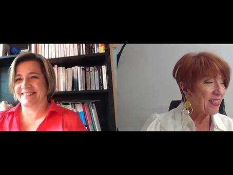 Passer de DRH à Thérapeute, interview par Cécile Banon