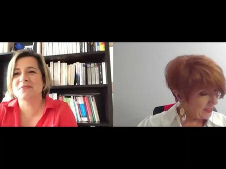 Se reconvertir plusieurs fois, c'est possible, entretien avec Cécile Banon (version longue 14')