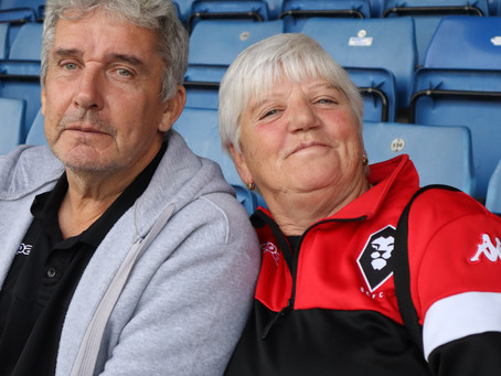Oldham Athletic 1-0 Salford City
