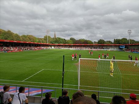 Salford City 2-2 Northampton Town