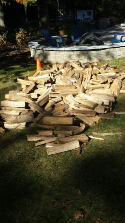 Firewood Delivery Andover