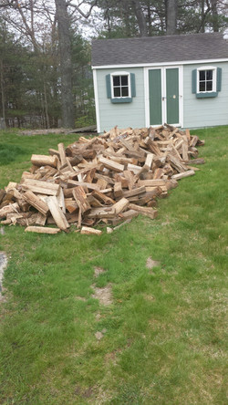 North Reading Firewood Delivery