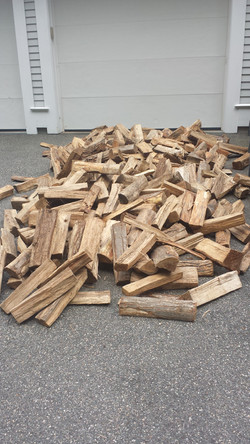 Topsfield Firewood Delivery