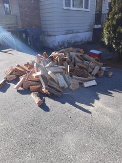 Kiln-Dried Firewood Wilmington, MA