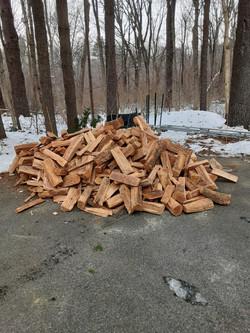 Kiln-Dried Firewood Georgetown, MA