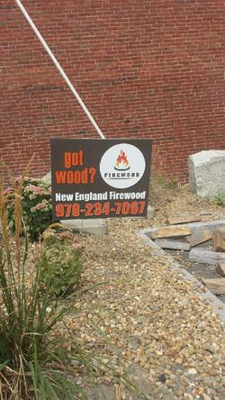 Seasoned Firewood Newburyport MA