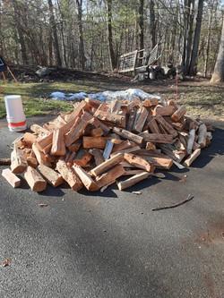 Kiln-Dried Firewood North Andover,MA