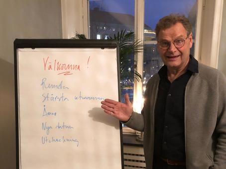 Coachande handledning för Stockholm stads rektorer