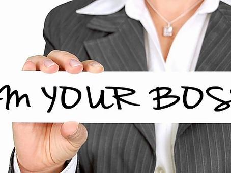 Tips från coachen: 5 Tips till alla er fantastiska chefer som ska hantera den kommande vecka.
