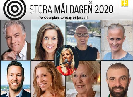 Ta del av Stora Måldagen 2020 - genom nytt samarbete