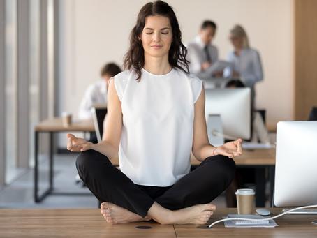 Mindfulness för ett hälsosamt arbetsliv