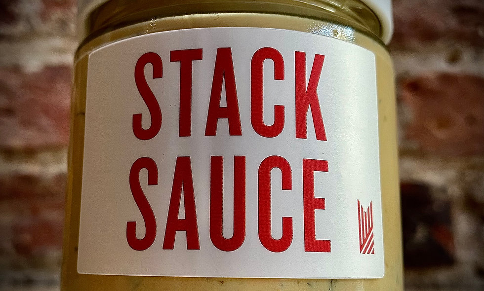 Stack Sauce 220ml Jar