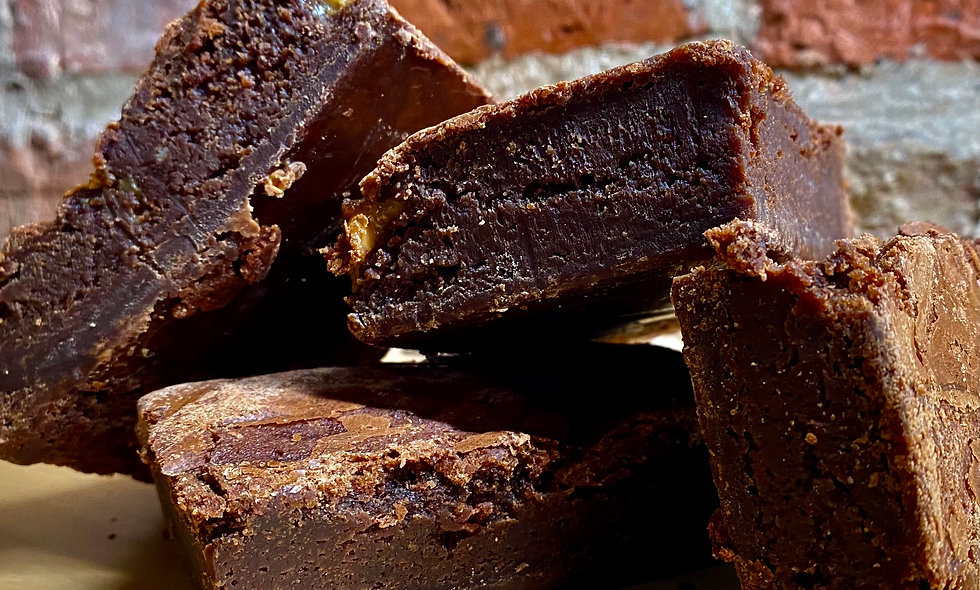 Pet Lamb Salted Caramel Brownies x 4