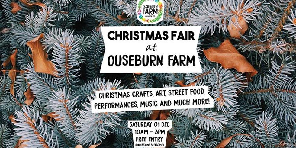 Ouseburn Farm Christmas Fair