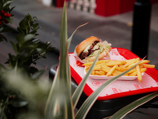IF YOU WANT A TOP BURGER DON'T BOOK A TABLE WITH US…