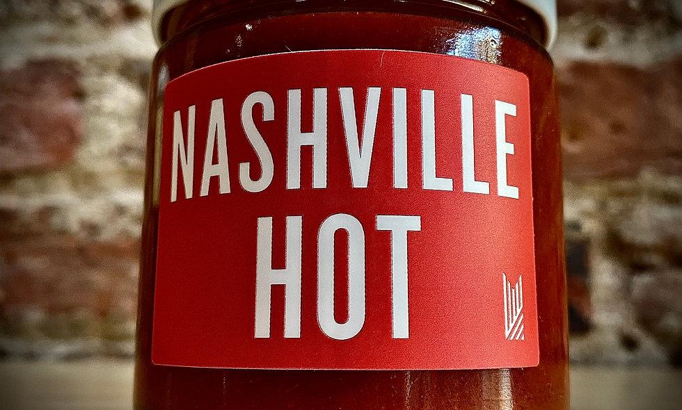Nashville Hot 220ml Jar