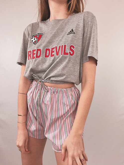 T-SHIRT ADIDAS UPCYCLÉ RED DEVILS