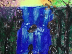 Paintings by Vyga Nair