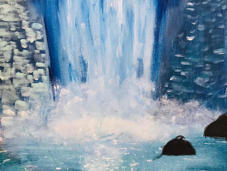 Paintings by Amegha