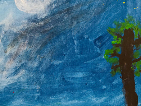 Painting by Anugraha