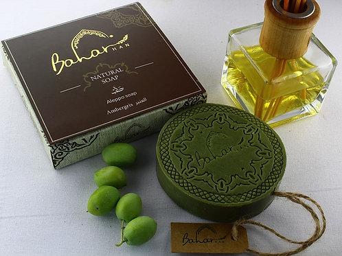 5 x 140 Gr Baharhan Amber