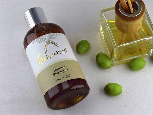 3 x 250 ML Baharhan Shampoo Laurel