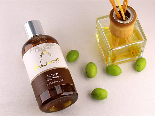 3 x 250 ML Baharhan Shampoo Amber