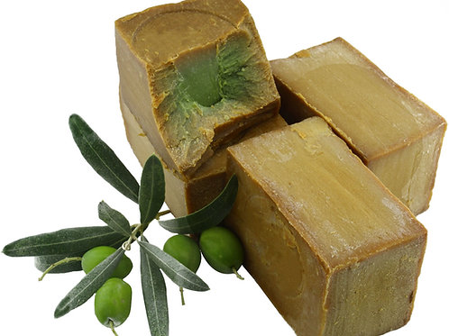 3 x 180 Gr Baharhan Classic Aleppo Soap