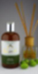 Baharhan shampoo musk