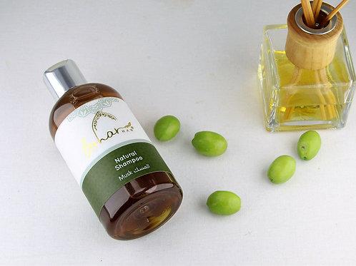 3 x 250 ML Baharhan Shampoo Musk