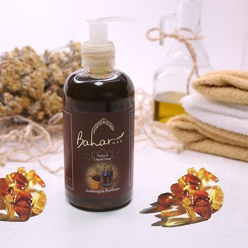 3 x 250 ML Baharhan Amber Liquid Soap