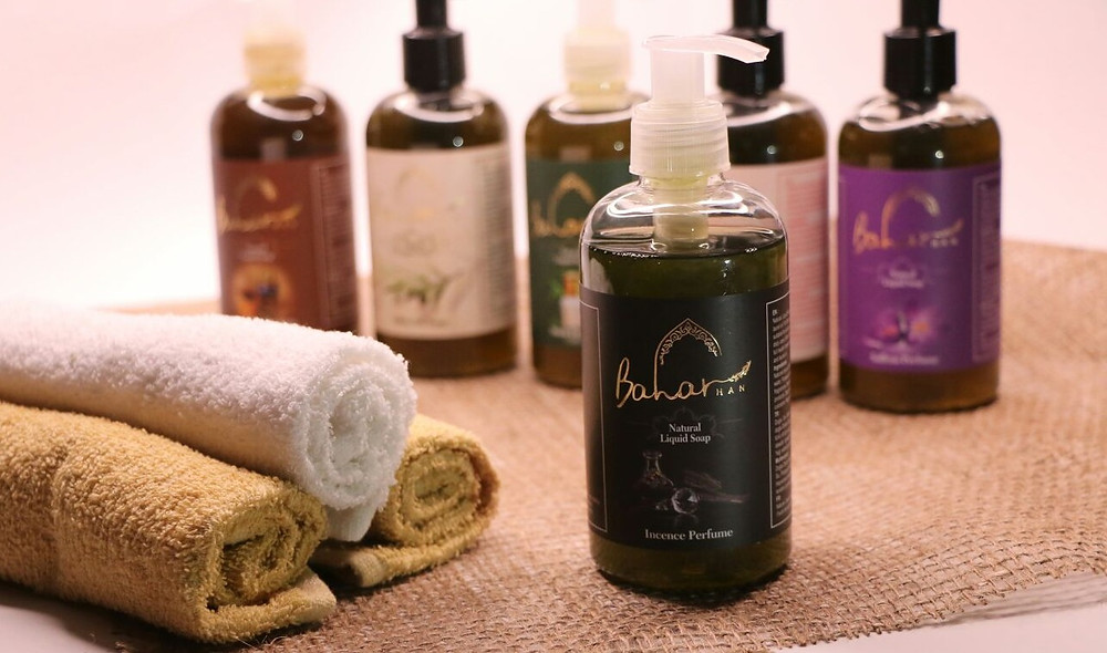 Baharhan Liquid Soap