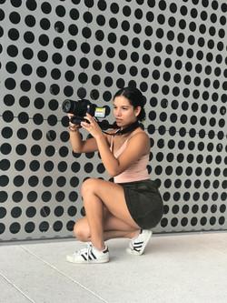 Kickin' It With Krystal Vega