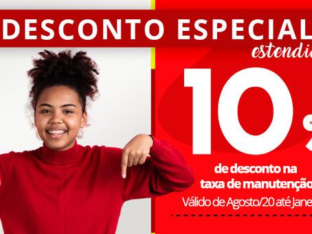 DESCONTO ESPECAIL - ARF COVID 19