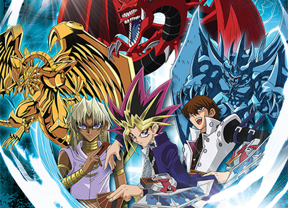 POSTER G- YU-GI-OH UNLIMITED
