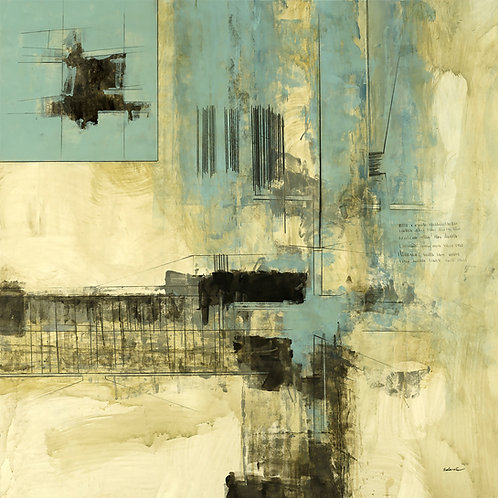 Tela Abstrata 60x60