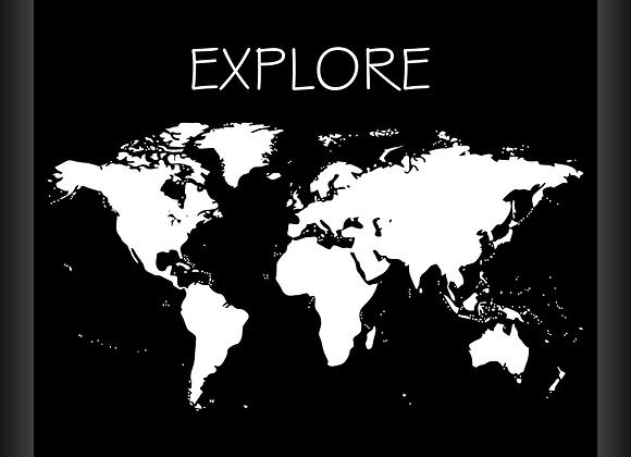 Quadro Decor - Explore