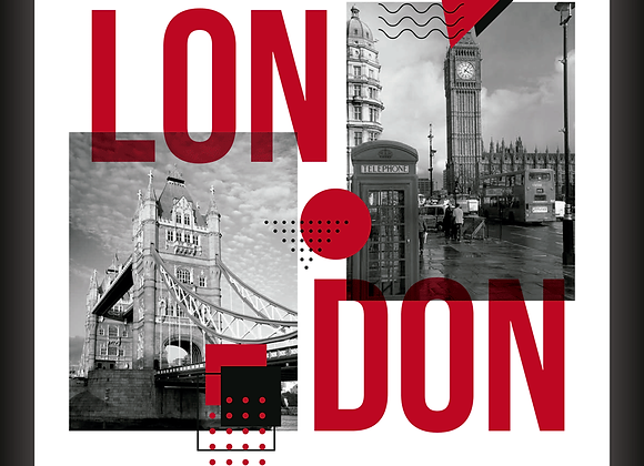Quadro Decor - V. London