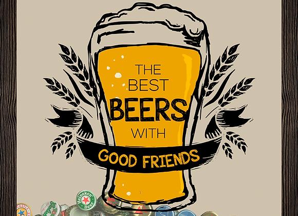 Quadro Cerveja - Best Beer