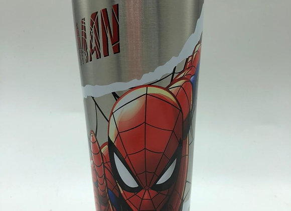 COPO TERM 450ML SPIDER MAN