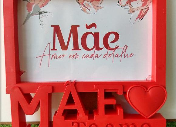 Porta Retrato 10x15 - Mae Te Amo