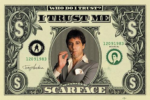 Pôster G - Scarface   Dollar