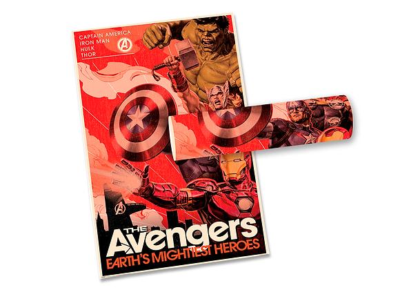 Poster Os Vingadores