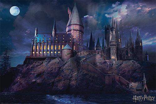 Pôster G - Harry Potter | Hogwarts