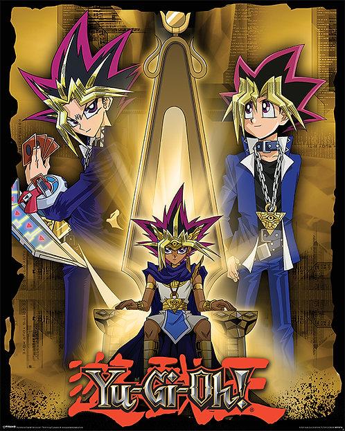 Poster M - Yu-gi-oh
