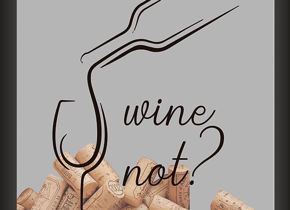 Quadro Rolha - Wine Not?