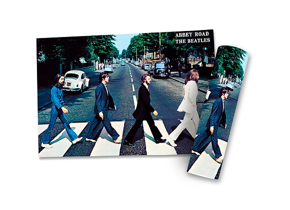 Pôster G - Beatles | Abbey Road
