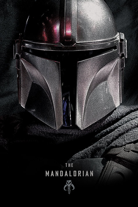 Pôster G - Star Wars | The Mandalorian